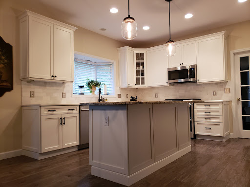 Cabinet Refacing White Kitchen