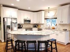 White Kitchen Door Replacement