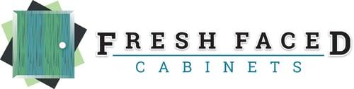 Fresh Faced Cabinets Logo
