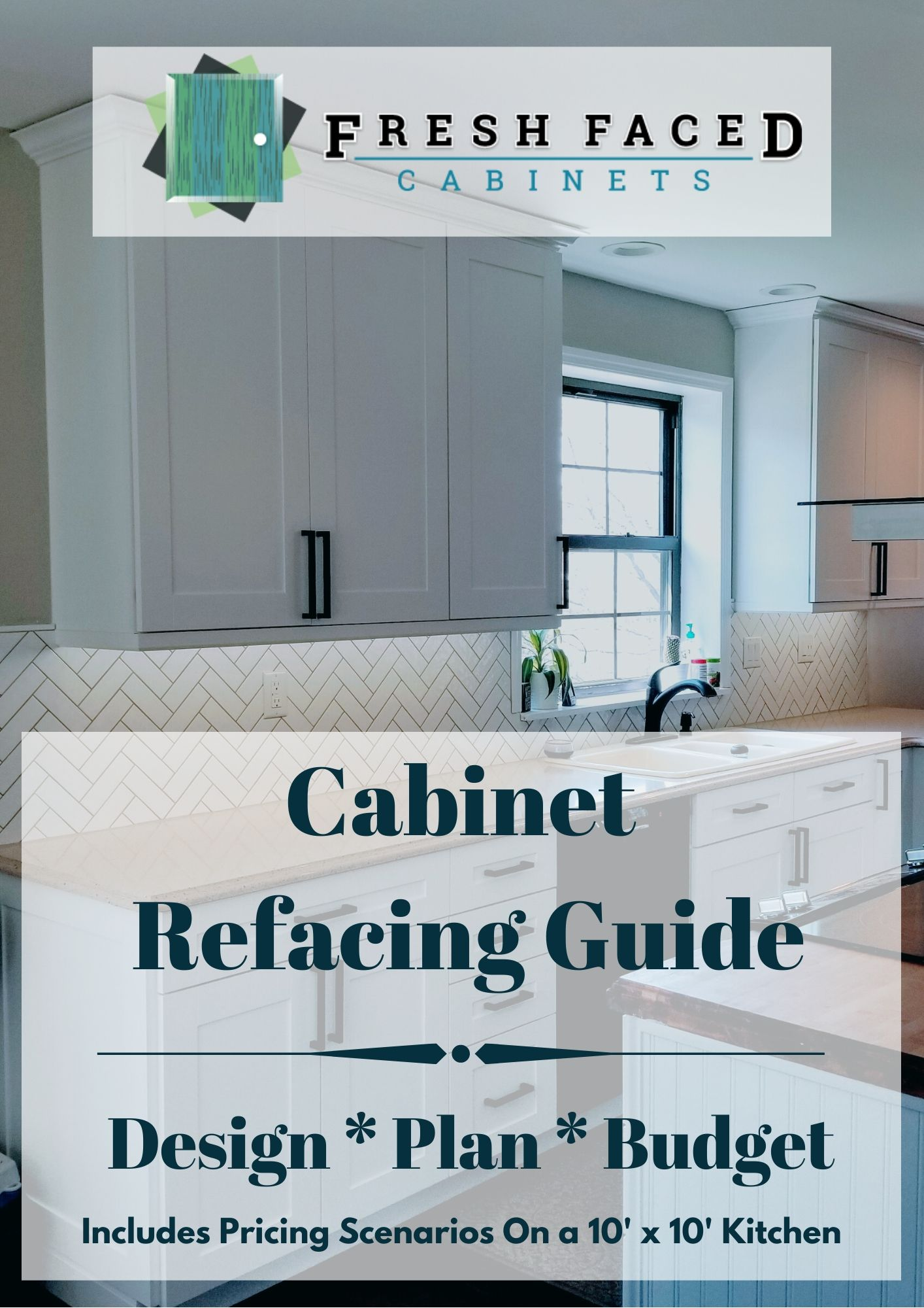 Cabinet Refacing Guide Cover